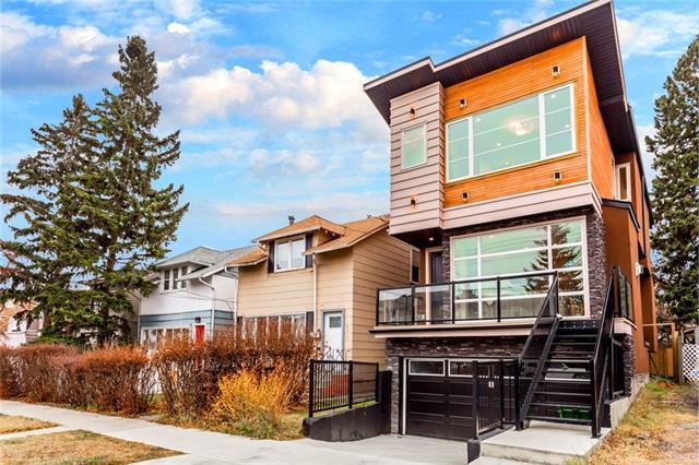 2015 35 Avenue SW, Calgary, AB T3E 2X5 (#C4215296) :: Canmore & Banff