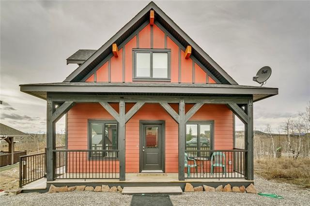 247 Cottageclub Crescent, Rural Rocky View County, AB T4C 1B1 (#C4215610) :: Your Calgary Real Estate
