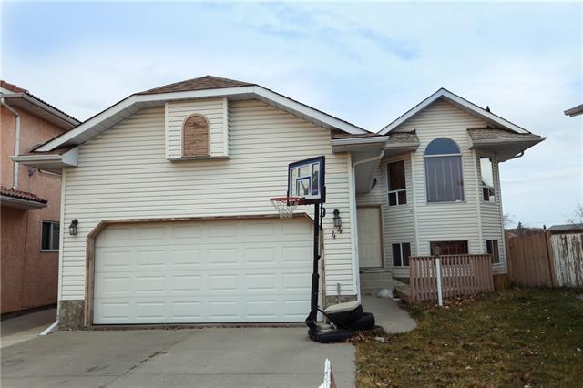 44 Costa Mesa Place NE, Calgary, AB T1Y 6W8 (#C4216084) :: Redline Real Estate Group Inc