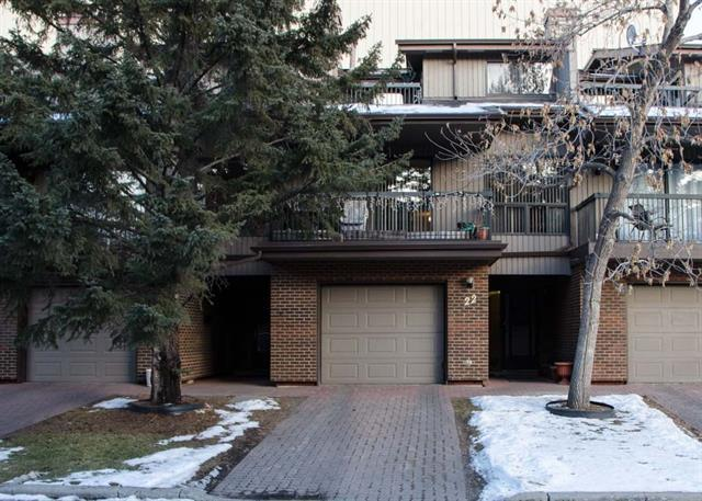 22 Point Mckay Crescent NW, Calgary, AB T3B 5B4 (#C4219990) :: Calgary Homefinders