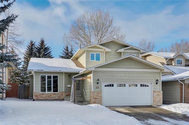 93 Sun Canyon Way SE, Calgary, AB T2X 2V4 (#C4222643) :: Redline Real Estate Group Inc