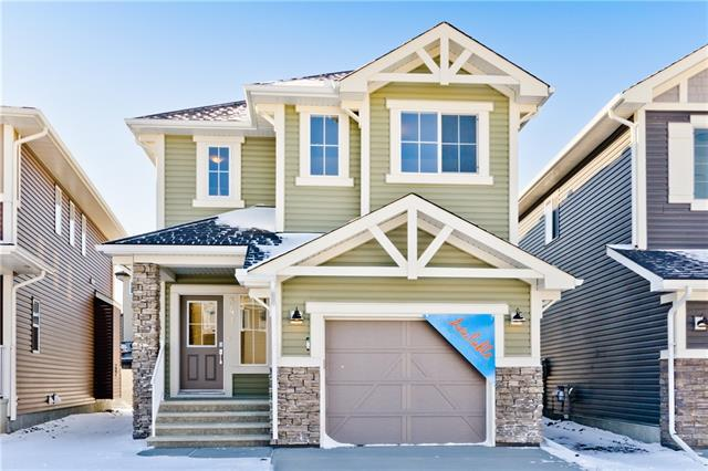 341 Bayview Way SW, Airdrie, AB T4B 4H4 (#C4225019) :: Redline Real Estate Group Inc
