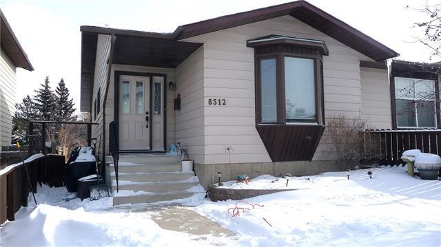 8512 Centre Street NE, Calgary, AB T3K 1Y1 (#C4228527) :: Calgary Homefinders