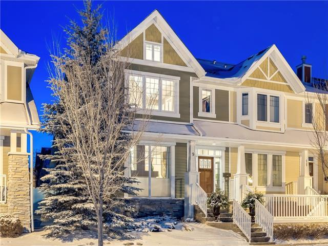 9 Joseph Marquis Crescent SW, Calgary, AB T3E 7S3 (#C4229980) :: Calgary Homefinders