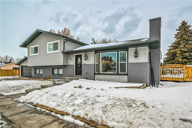 179 Deer Run Close SE, Calgary, AB T2J 5P7 (#C4232306) :: The Cliff Stevenson Group