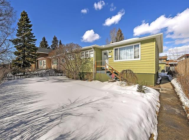 1816 20 Avenue NW, Calgary, AB T2M 1H3 (#C4232451) :: The Cliff Stevenson Group