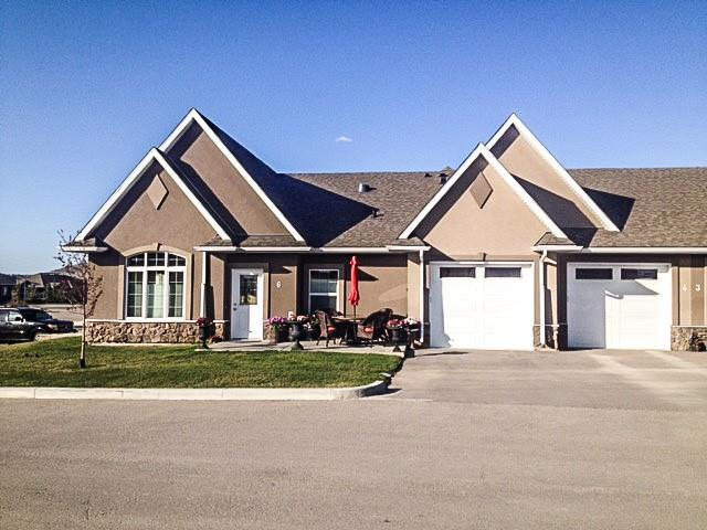 20 River Heights View #6, Cochrane, AB T4C 0M9 (#C4236296) :: The Cliff Stevenson Group