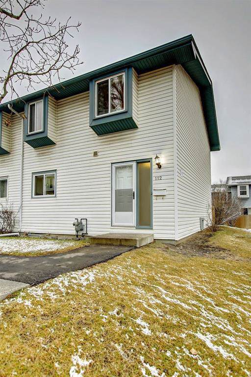 4810 40 Avenue SW #112, Calgary, AB T3E 1E5 (#C4275038) :: Calgary Homefinders