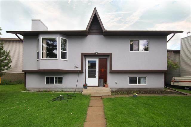 163 Castlebrook Rise NE, Calgary, AB T3J 1Y3 (#C4301661) :: Redline Real Estate Group Inc
