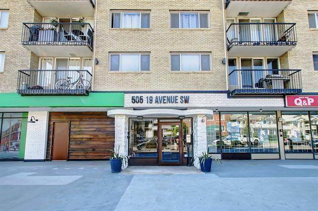 505 19 Avenue SW #601, Calgary, AB T2S 0E4 (#C4302174) :: Redline Real Estate Group Inc