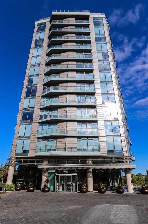 738 1 Avenue SW #602, Calgary, AB T2P 5G8 (#C4303394) :: Redline Real Estate Group Inc
