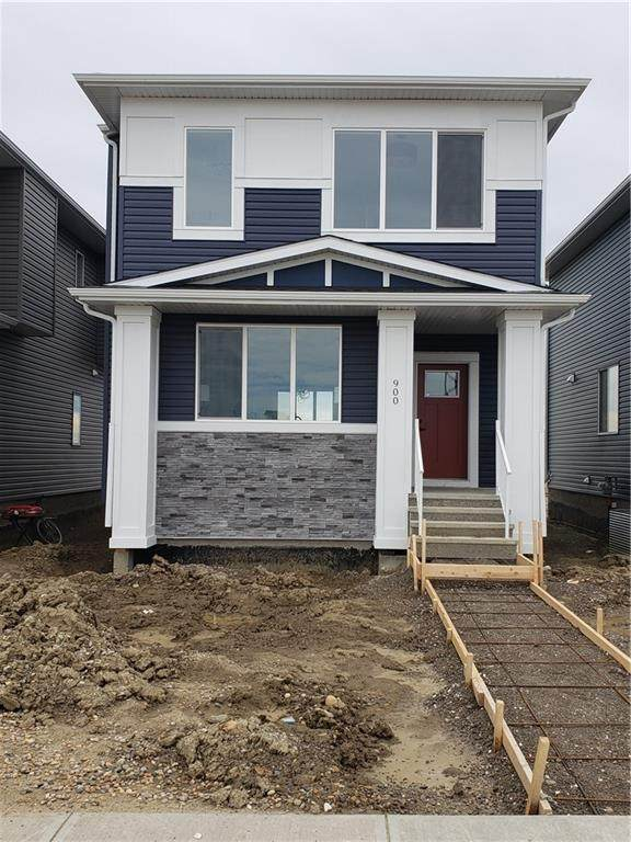 900 West Lakeview Drive, Chestermere, AB T1X 1Z5 (#C4303439) :: The Cliff Stevenson Group