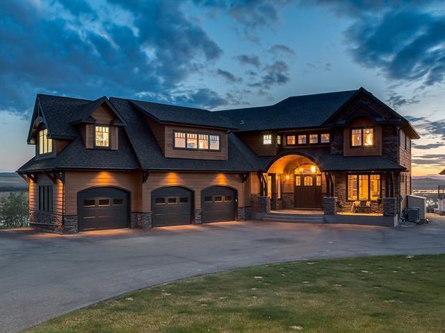 96059 202 Avenue W, Rural Foothills M.D., AB T2J 5G5 (#C4104515) :: Redline Real Estate Group Inc