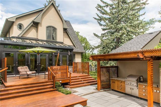 401 Scarboro Avenue SW, Calgary, AB T3C 2H7 (#C4110006) :: Redline Real Estate Group Inc