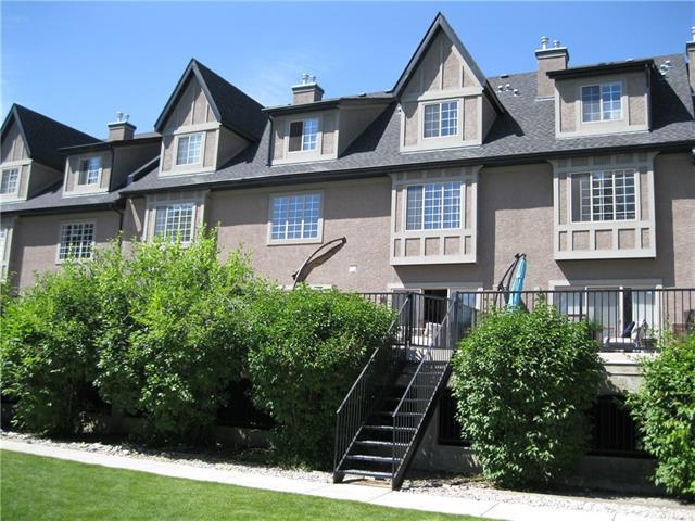 11 Scarpe Drive SW #15, Calgary, AB T2T 6K9 (#C4165194) :: Redline Real Estate Group Inc