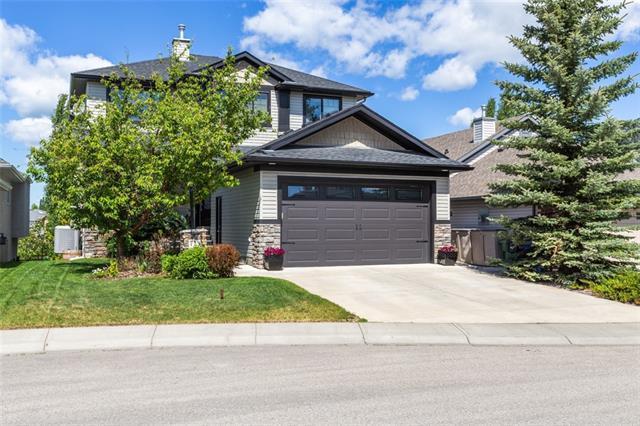 725 Cimarron Close, Okotoks, AB T1S 1X4 (#C4165513) :: Your Calgary Real Estate