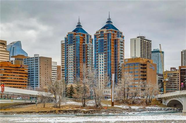 920 5 Avenue SW #903, Calgary, AB T2P 5P6 (#C4167627) :: Canmore & Banff
