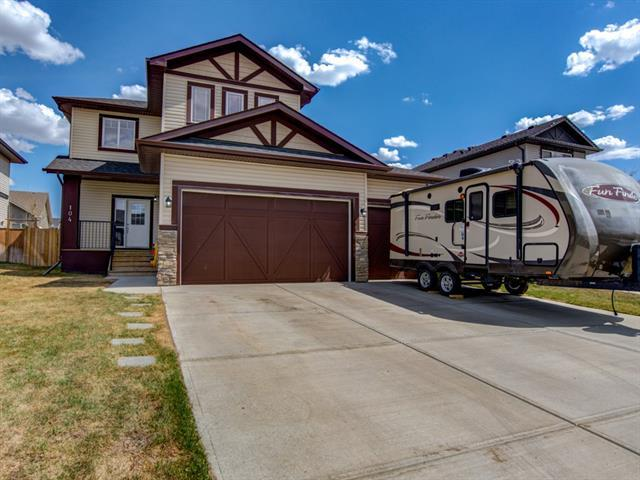 104 Ranch Gate, Strathmore, AB T1P 0B4 (#C4183072) :: Canmore & Banff