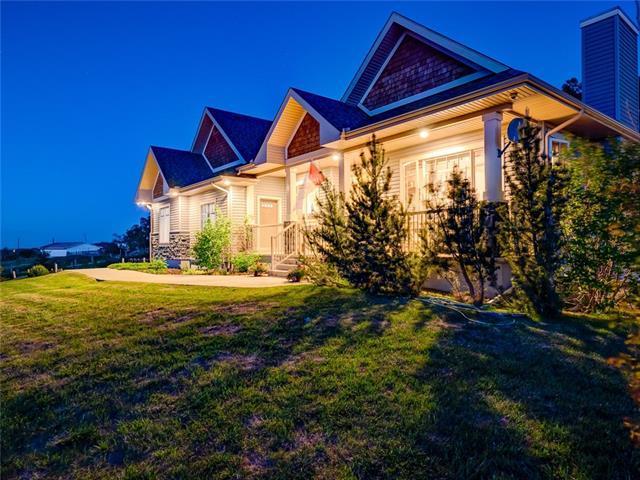 242061 6 Street W, Rural Foothills M.D., AB T1S 5C9 (#C4187642) :: Tonkinson Real Estate Team
