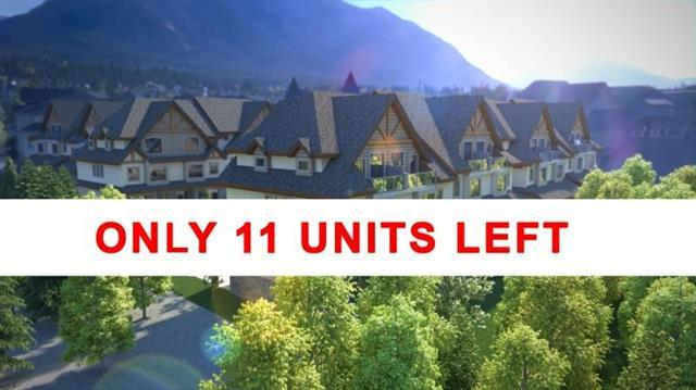108 Montane Road Unit 13, Canmore, AB T1W 0A4 (#C4191362) :: Redline Real Estate Group Inc