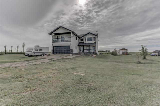 370240 208 Street E, Rural Foothills M.D., AB T1V 1N3 (#C4193563) :: The Cliff Stevenson Group