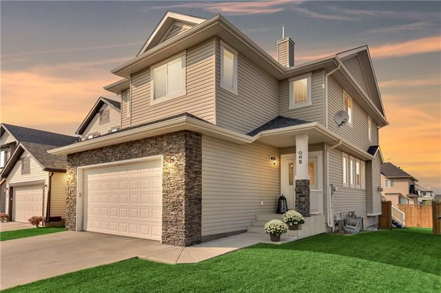 1 Cimarron Vista Circle, Okotoks, AB T1S 0A9 (#C4199345) :: Calgary Homefinders