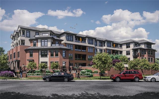 1702 17 Avenue SW #410, Calgary, AB  (#C4201943) :: Redline Real Estate Group Inc