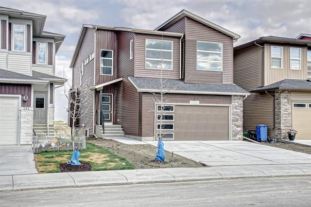 288 Cornerstone Manor NE, Calgary, AB T3N 1H4 (#C4211124) :: The Cliff Stevenson Group