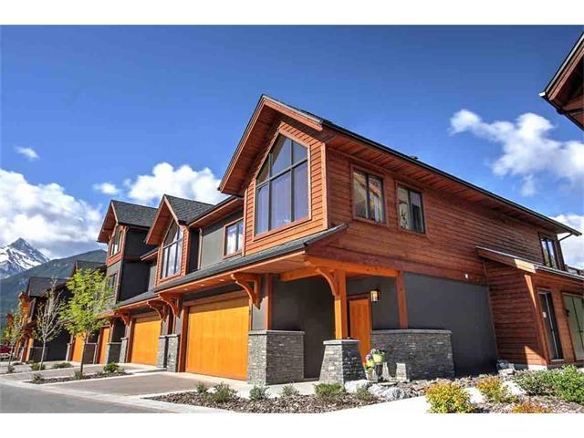 11 Creekside Mews, Canmore, AB T1W 0J4 (#C4091884) :: Canmore & Banff
