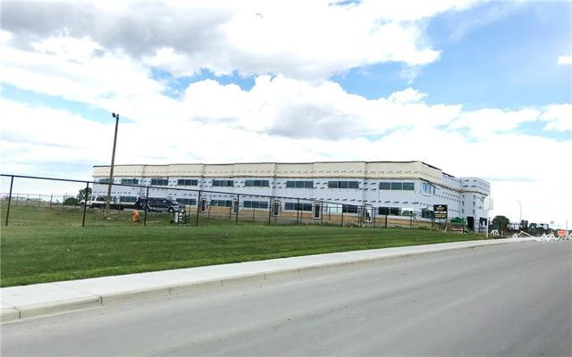 93 Gateway Drive NE #101, Airdrie, AB T4B 0J6 (#C4146722) :: Tonkinson Real Estate Team
