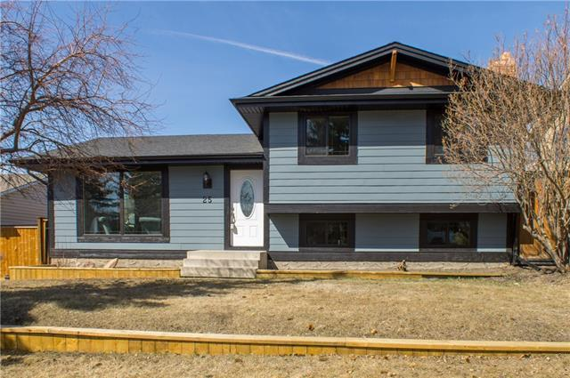25 Aster Place SE, Airdrie, AB T4B 0P9 (#C4174328) :: Tonkinson Real Estate Team