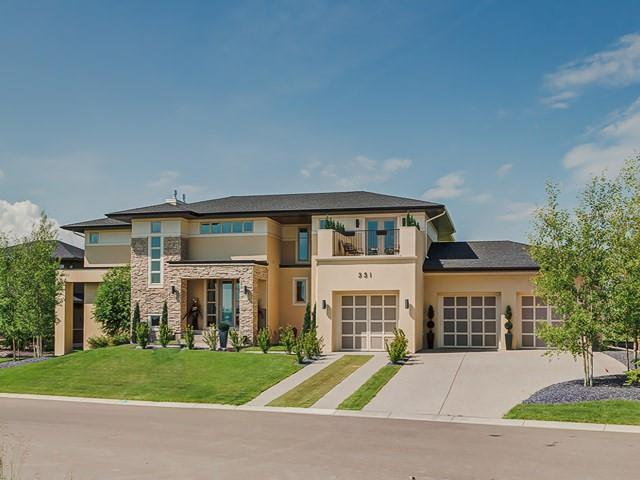 331 Leighton View, Rural Rocky View County, AB T3Z 0A2 (#C4228936) :: The Cliff Stevenson Group