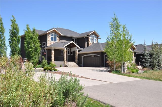 48 Cimarron Estates Drive, Okotoks, AB T1S 0C6 (#C4142847) :: Redline Real Estate Group Inc