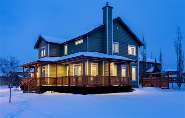 155 Montenaro Crescent, Rural Rocky View County, AB T4C 0A7 (#C4146034) :: Redline Real Estate Group Inc