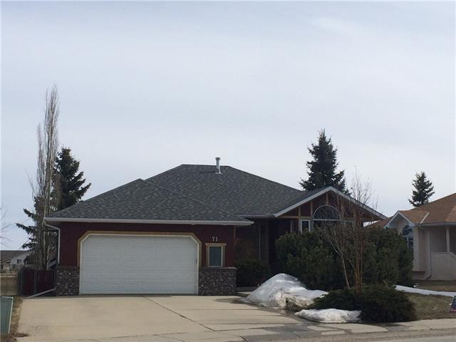 71 Green Meadow Drive, Strathmore, AB T1P 1L3 (#C4166230) :: Canmore & Banff