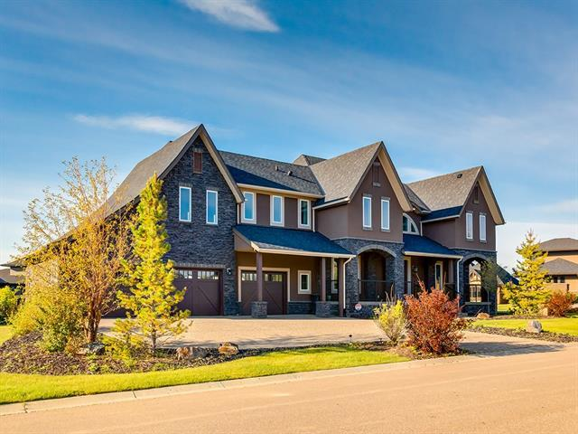 155 Leighton Lane, Rural Rocky View County, AB T3Z 0A2 (#C4185911) :: Redline Real Estate Group Inc