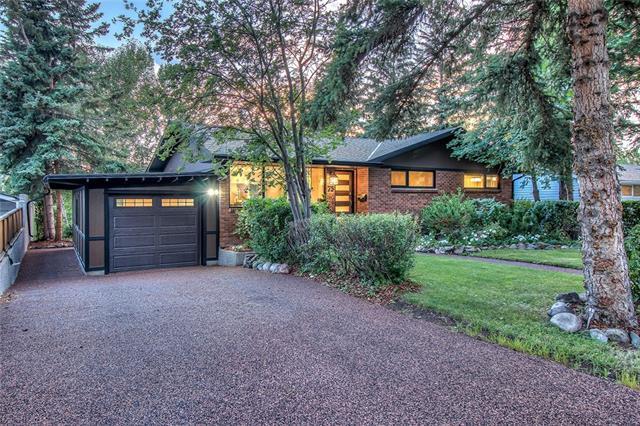 75 Gladys Ridge Road SW, Calgary, AB T3E 4H9 (#C4189653) :: Calgary Homefinders