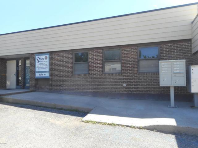 439 Prairieview Suite E -, Gillette, WY 82716 (MLS #16-998) :: Team Properties