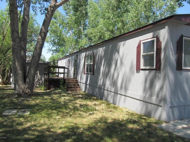 2500 Kristan Ave -, Gillette, WY 82718 (MLS #17-1024) :: Team Properties