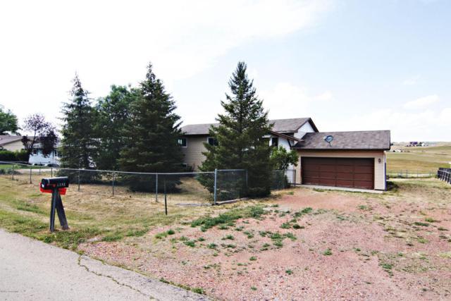3600 Hidden Valley Rd -, Gillette, WY 82718 (MLS #17-1033) :: 411 Properties