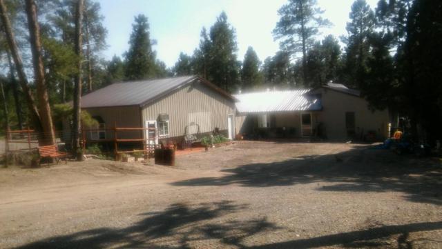 159 Cedar Ridge Rd -, Moorcroft, WY 82721 (MLS #17-1171) :: Team Properties
