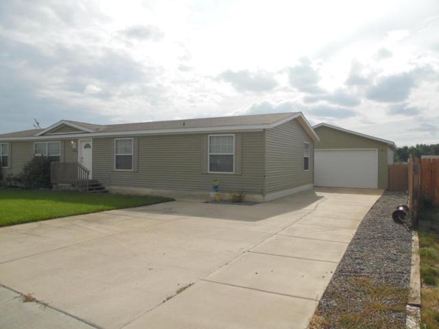 1005 Meadow Rose Ave -, Gillette, WY 82716 (MLS #17-1217) :: Team Properties
