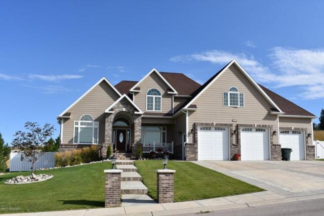 2303 Hillcrest Dr -, Gillette, WY 82718 (MLS #17-1295) :: Team Properties