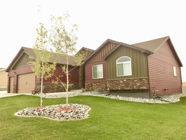 4400 Tate Ave -, Gillette, WY 82718 (MLS #17-1334) :: 411 Properties