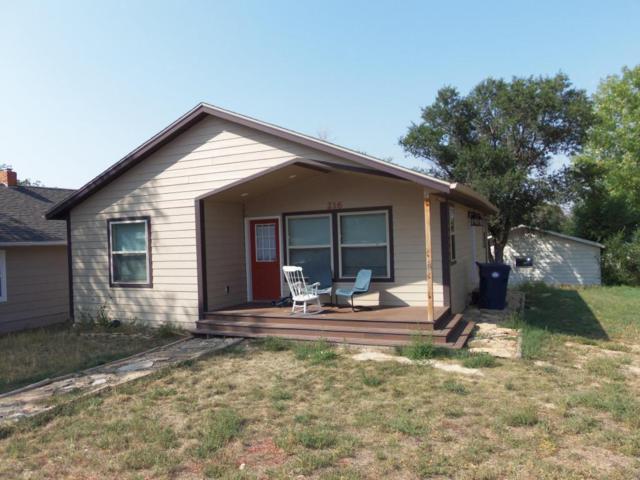 216 Yellowstone Ave N, Moorcroft, WY 82721 (MLS #17-1374) :: 411 Properties