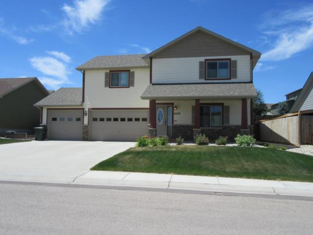 4506 Lexington Ave -, Gillette, WY 82718 (MLS #17-1398) :: 411 Properties