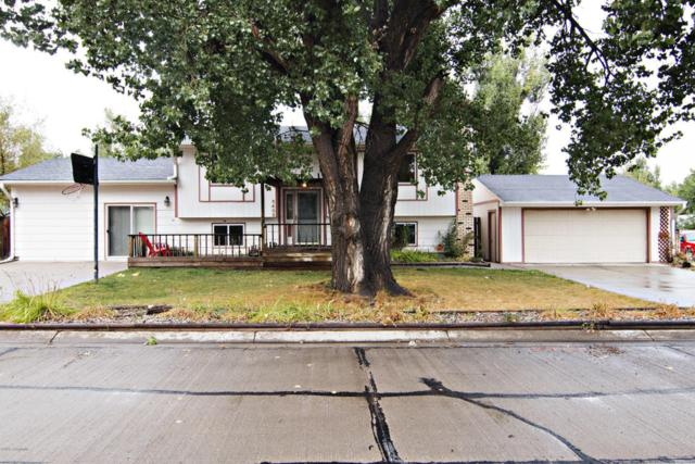 5405 Crane St -, Gillette, WY 82718 (MLS #17-1400) :: Team Properties