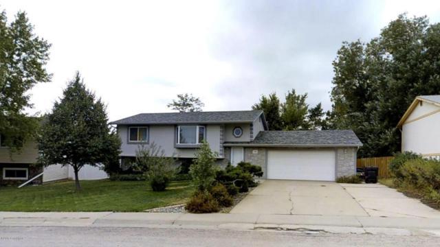 709 Granite St. W, Gillette, WY 82718 (MLS #17-1436) :: Team Properties
