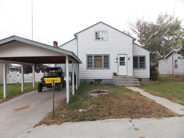 1021 Pine St -, Upton, WY 82730 (MLS #17-1438) :: Team Properties