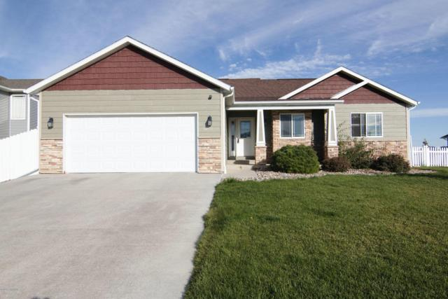 4001 Chippewa Ave -, Gillette, WY 82718 (MLS #17-1494) :: Team Properties